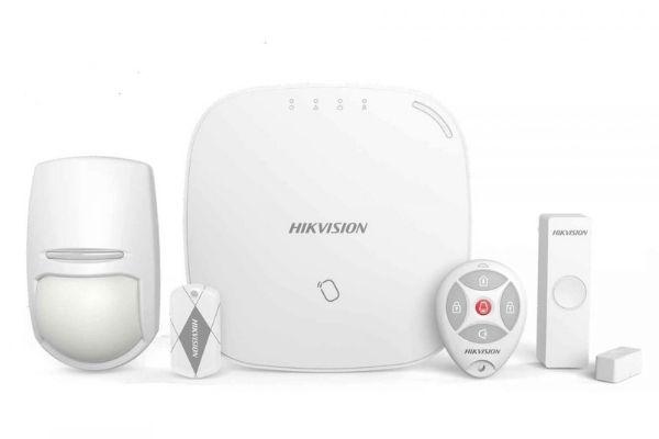 Noul Hub wireless Hikvision, antiefracție cu confirmare video